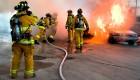 banner firefighter cut