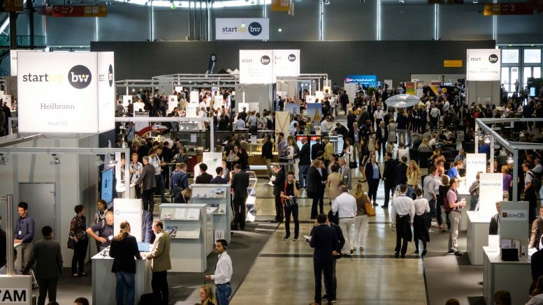 Sensovo at StartUp Gipfel 2017 in Stuttgart